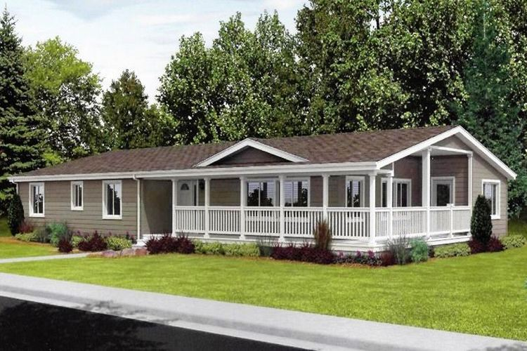 Manufactured home models for sale skyline and fleetwood for Large modular homes